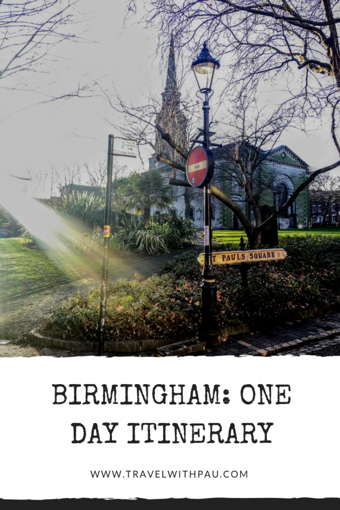 Birmingham One Day Itinerary