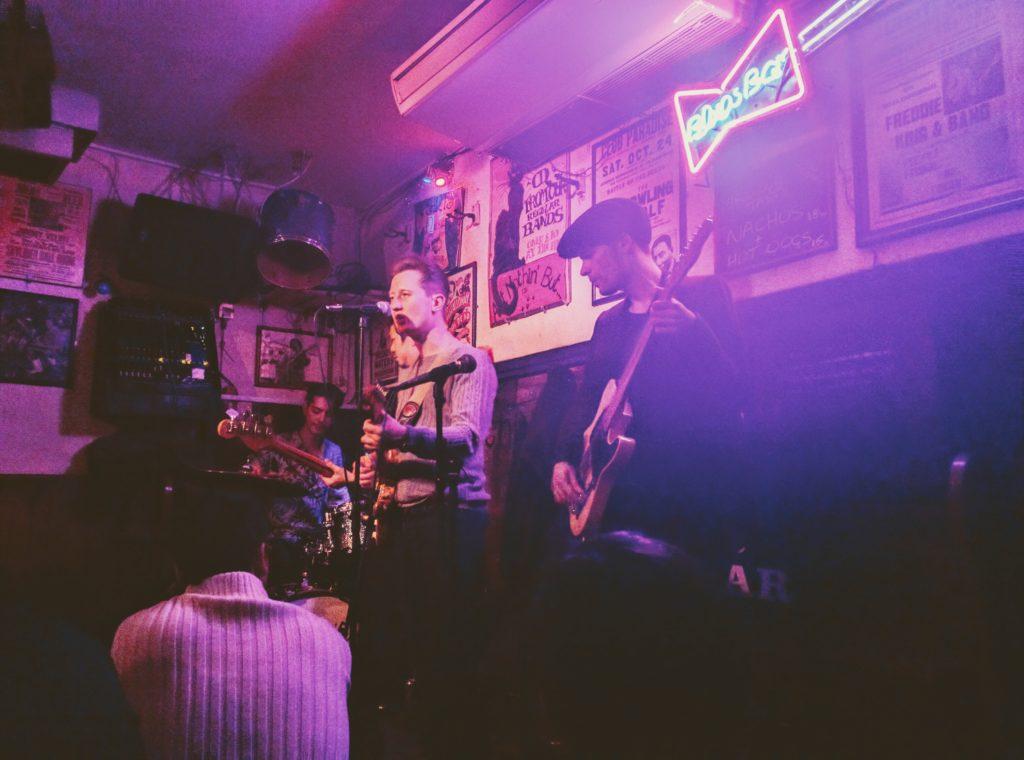 Ain't Nothin But Blues Bar