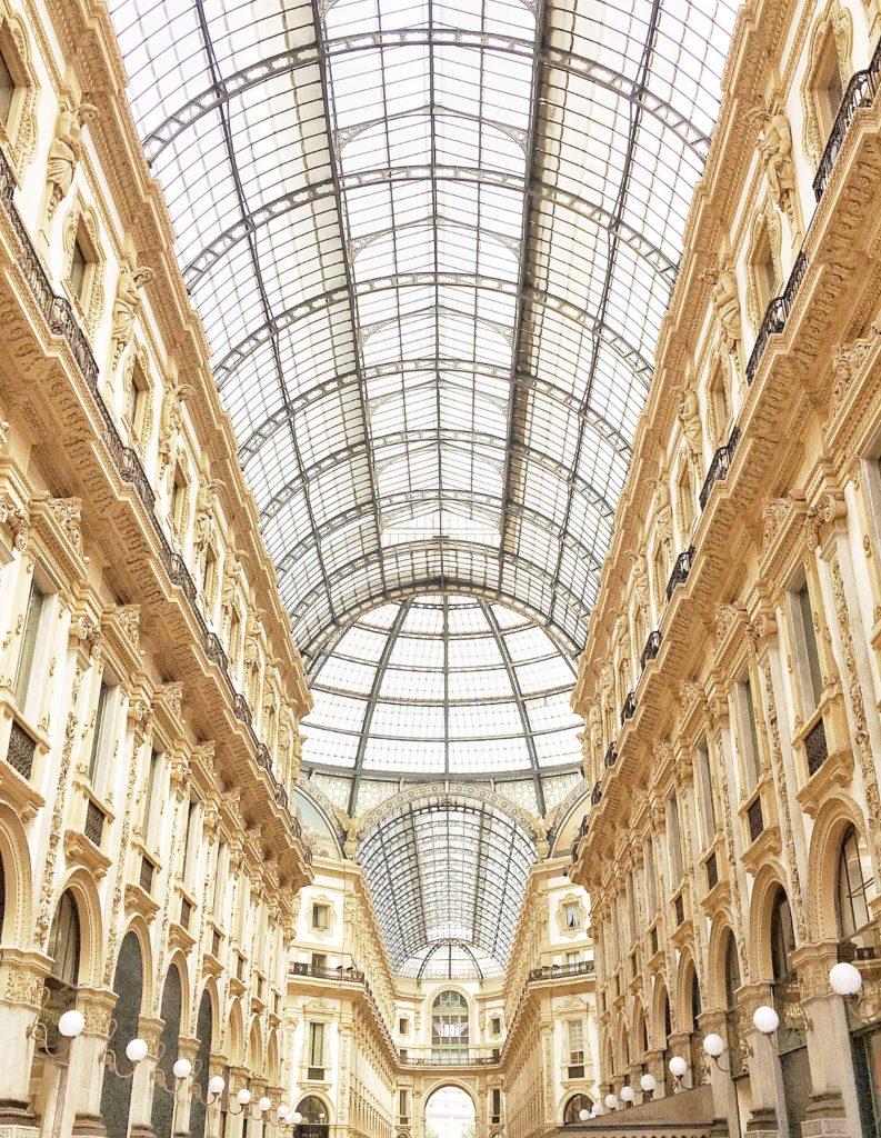 MILAN BUCKET LIST & TRAVEL GUIDE Galeria Vittorio Emmanuele