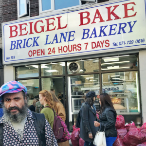 brick lane beigel
