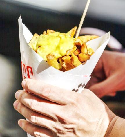 pommes frites bruselas