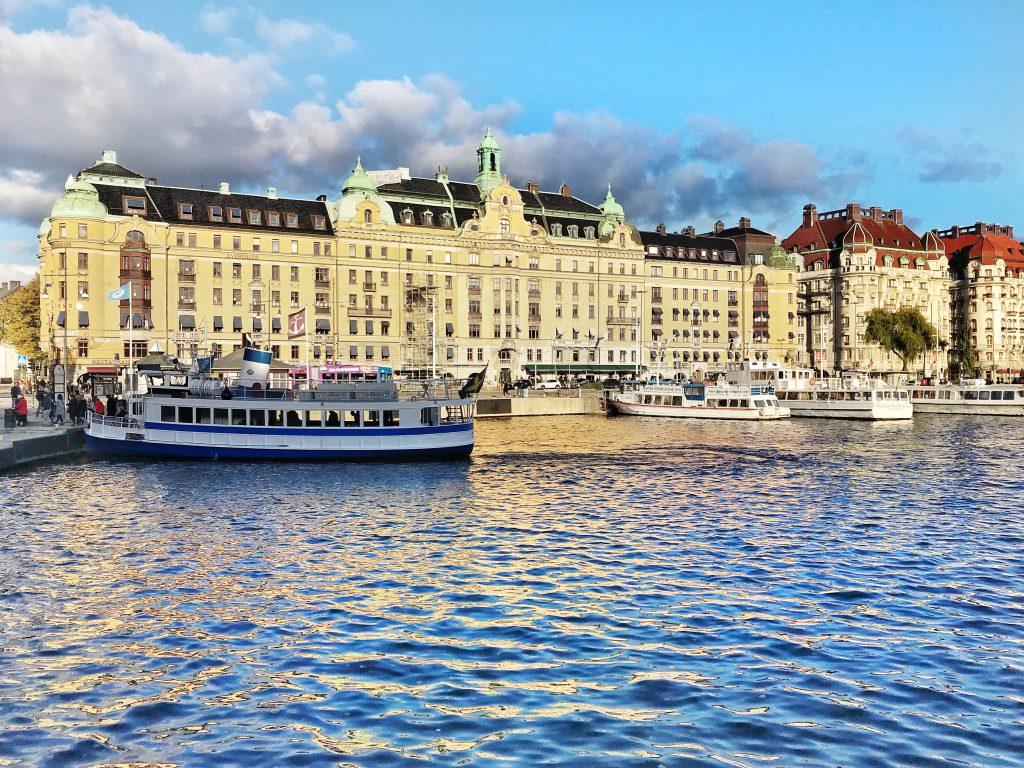 stockholm shore