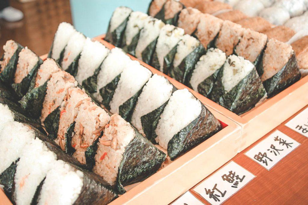 Japan onigiri