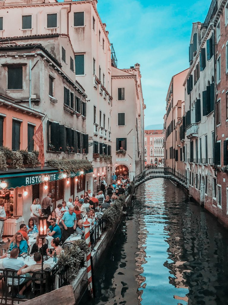 guia de viaje a venecia