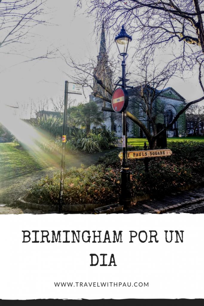 Birmingham Por Un Dia