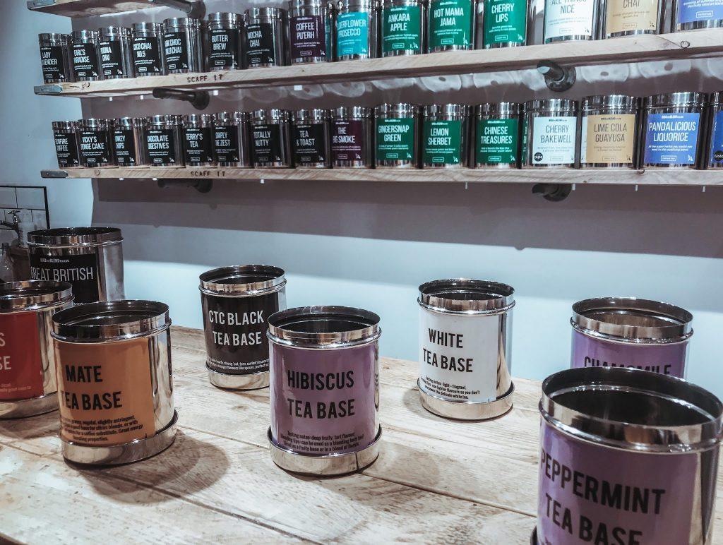 tea workshop london