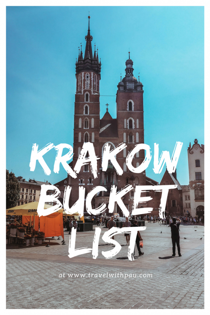 krakow bucket list
