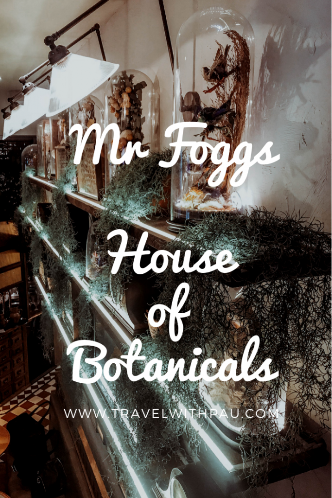 Mr Foggs House of Botanicals