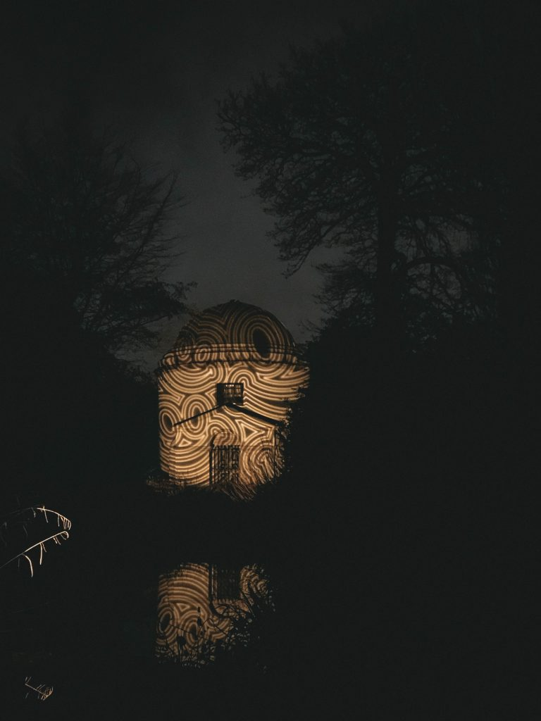 AFTER DARK AT CHISWICK HOUSE AND GARDENS - LONDON