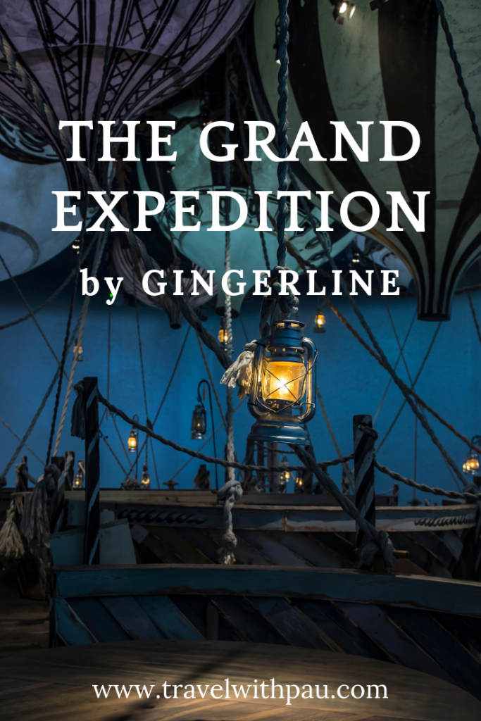 THE GRAND EXPEDITION BY GINGERLINE