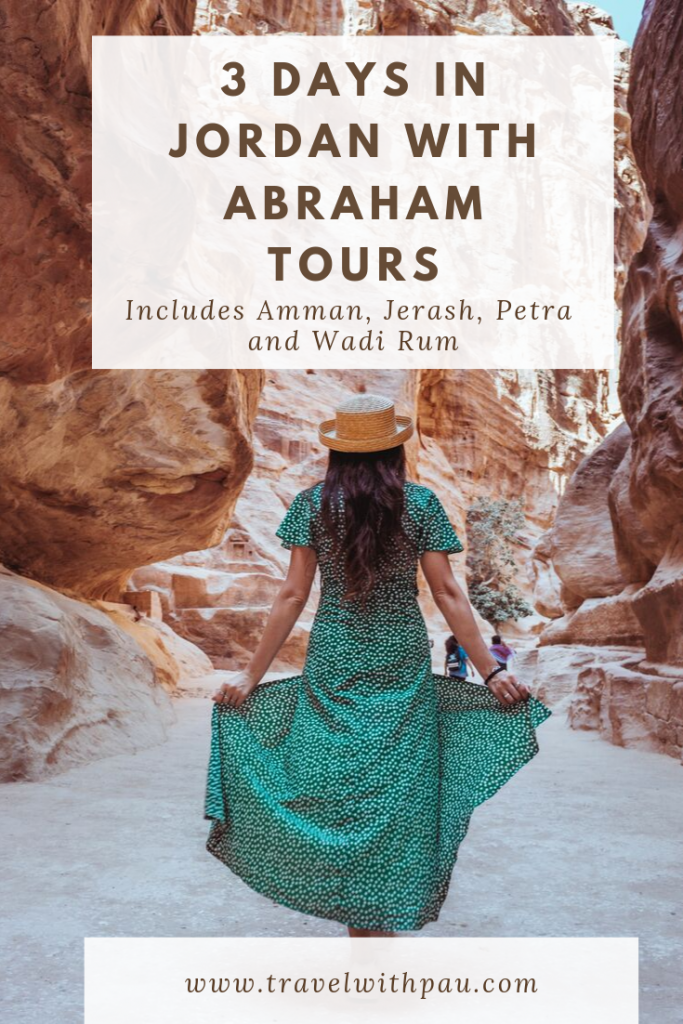 3 Days in Jordan with Abraham Tours: Jerash