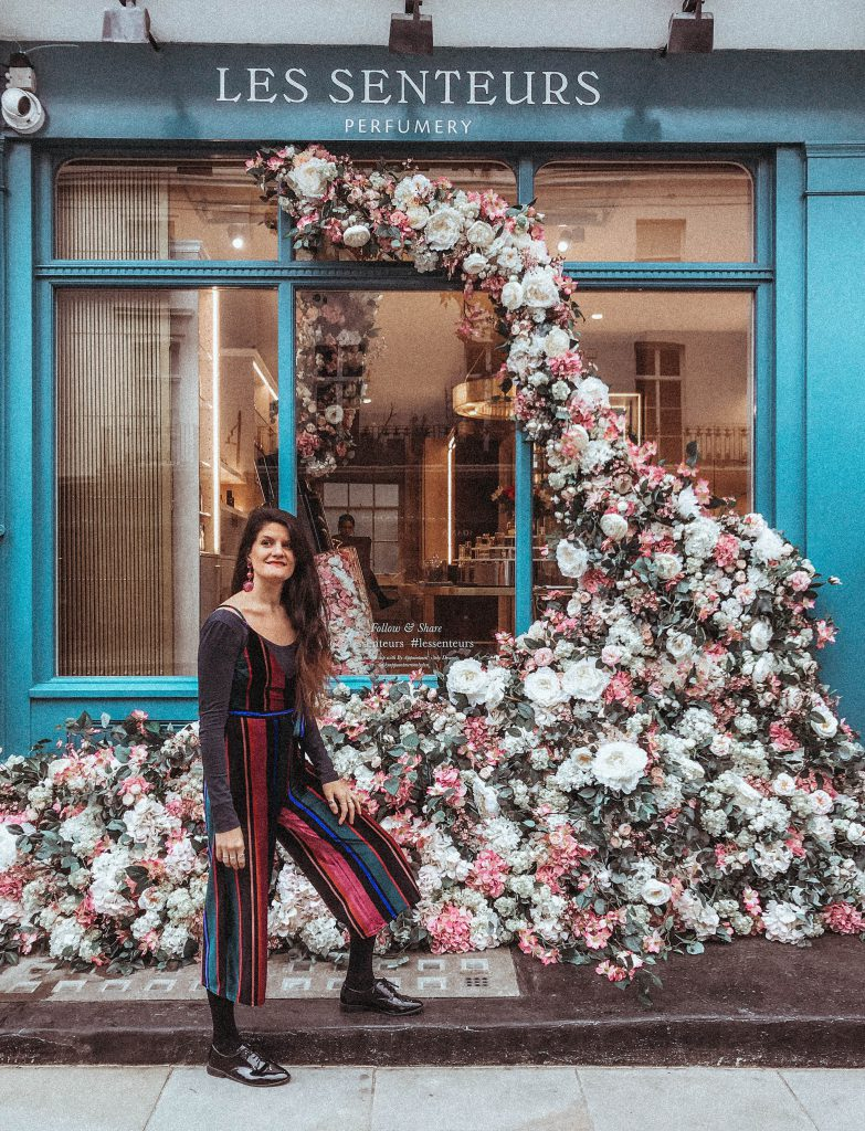 LONDON'S MOST INSTAGRAMMABLE STREET: BELGRAVIA'S ELIZABETH STREET
