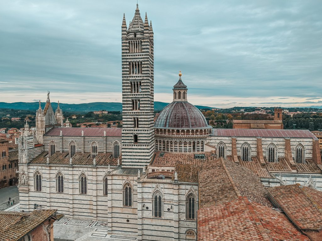 TUSCANY ROADTRIP ITINERARY FROM FLORENCE OR ROME