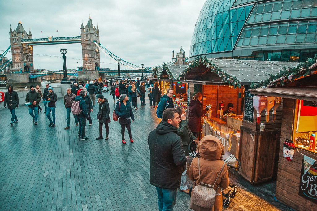LONDON'S 2019 MOST INSTAGRAMMABLE CHRISTMAS SPOTS