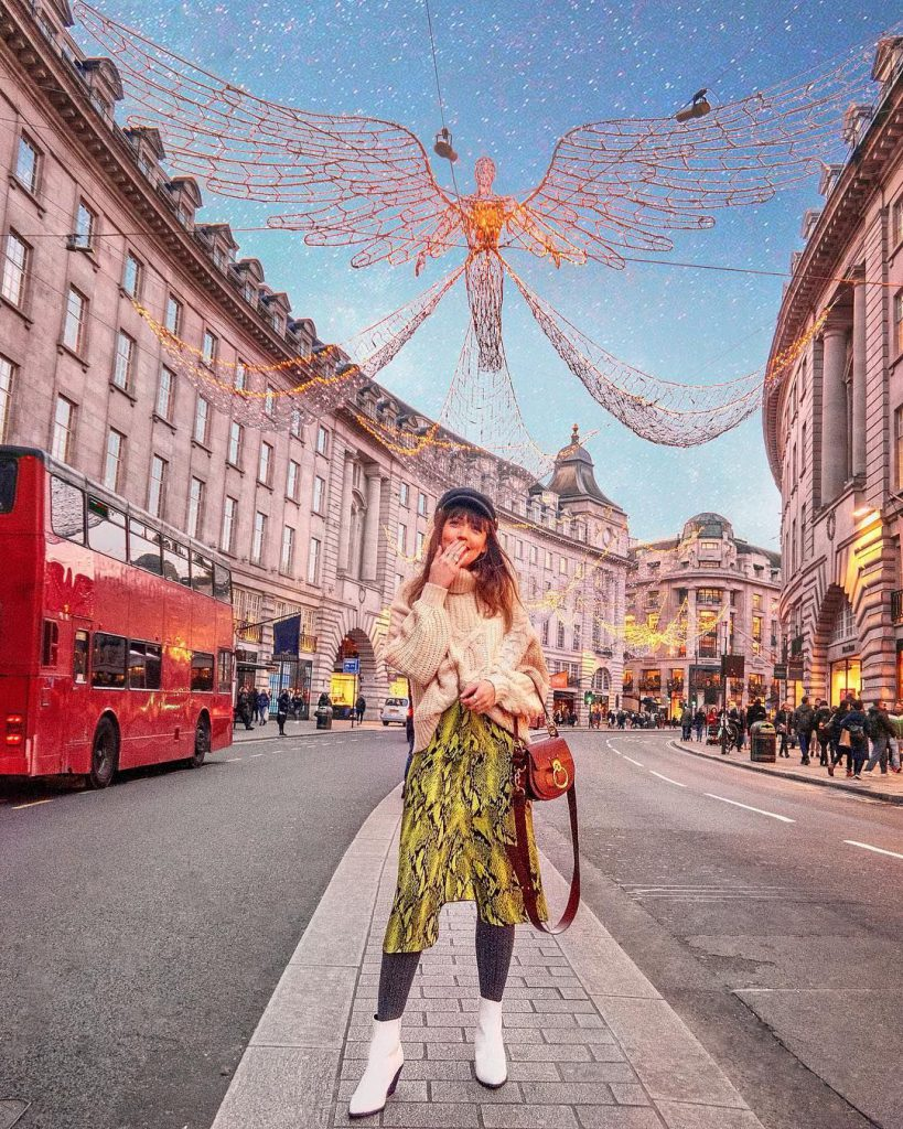 LONDON'S MOST INSTAGRAMMABLE CHRISTMAS SPOTS