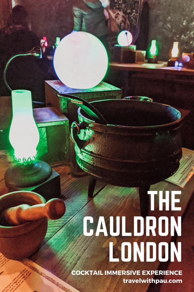 LONDON: THE CAULDRON REVIEW