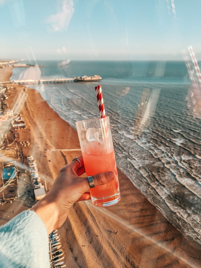 BRIGHTON BUCKET LIST: British Airway's i360