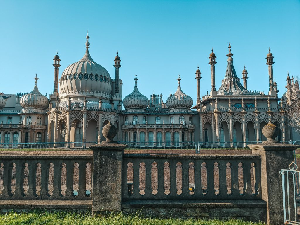 BRIGHTON BUCKET LIST: Royal Pavilion