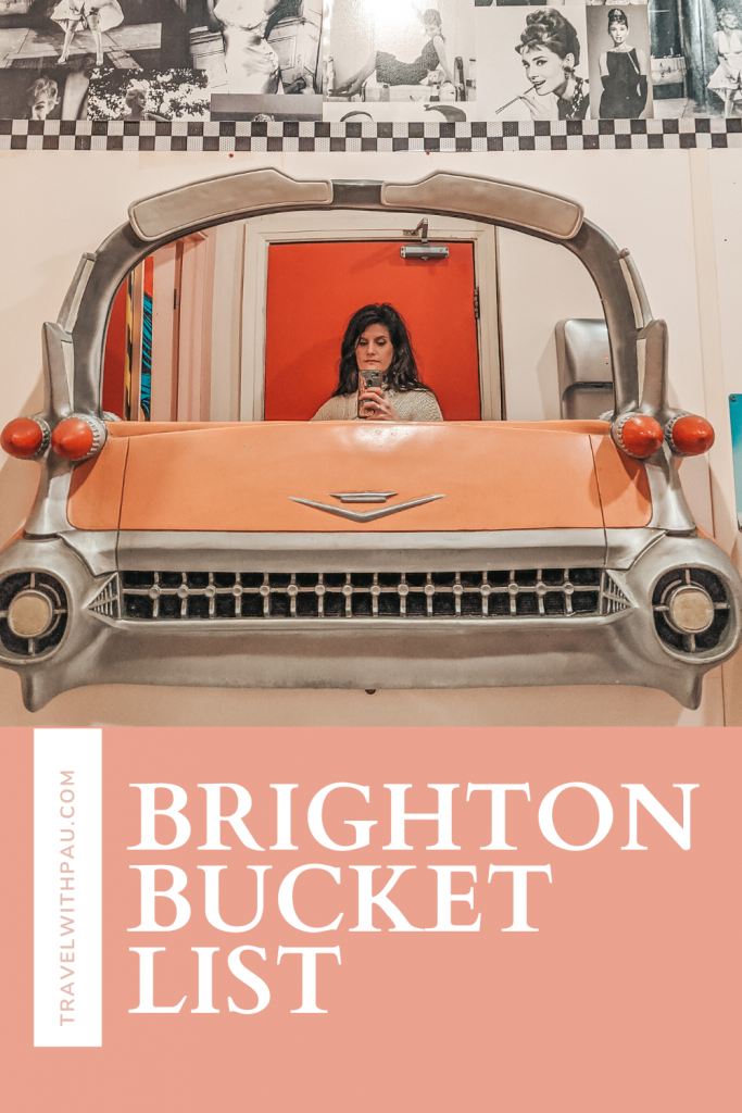 BRIGHTON BUCKET LIST