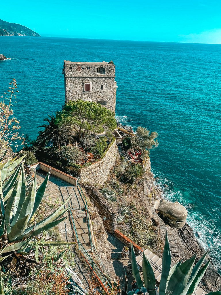 CINQUE TERRE BUCKET LIST & TRAVEL GUIDE: CONVENT OF THE CAPUCHIN FRIARS