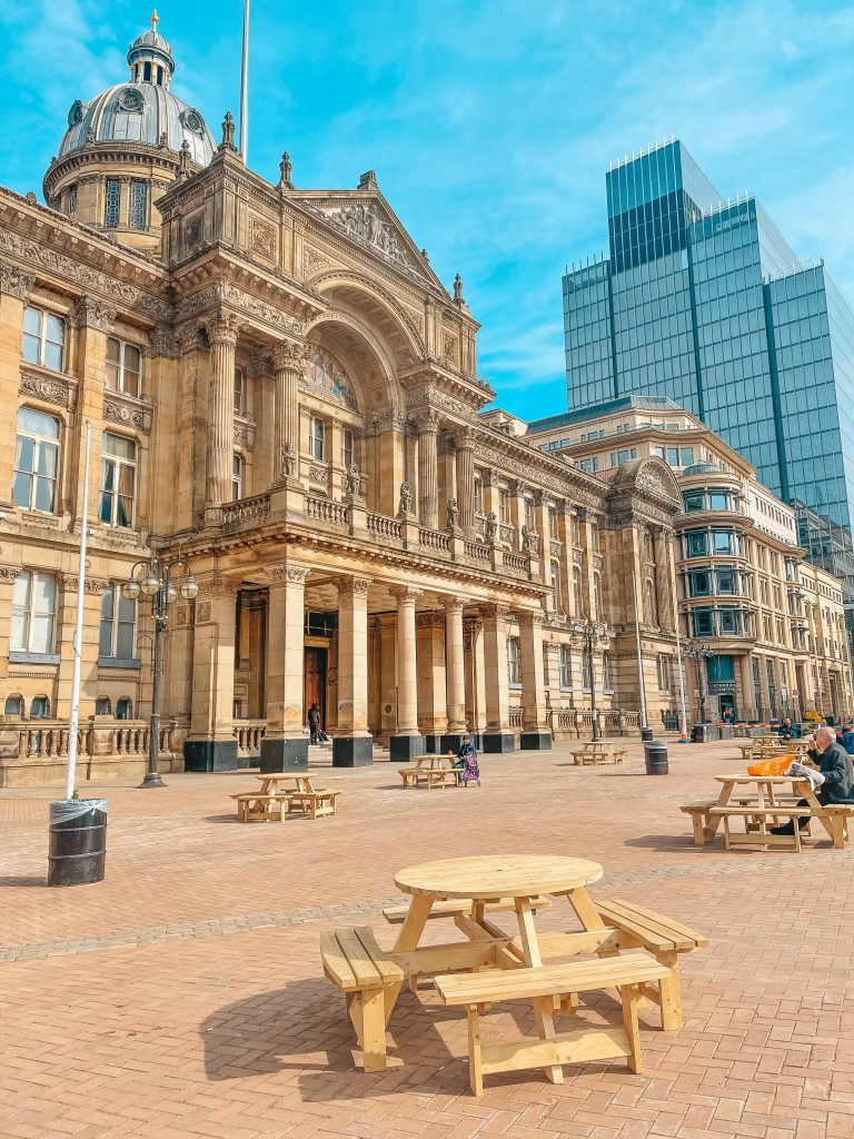 BIRMINGHAM, UK: ONE DAY ITINERARY & THINGS TO DO
