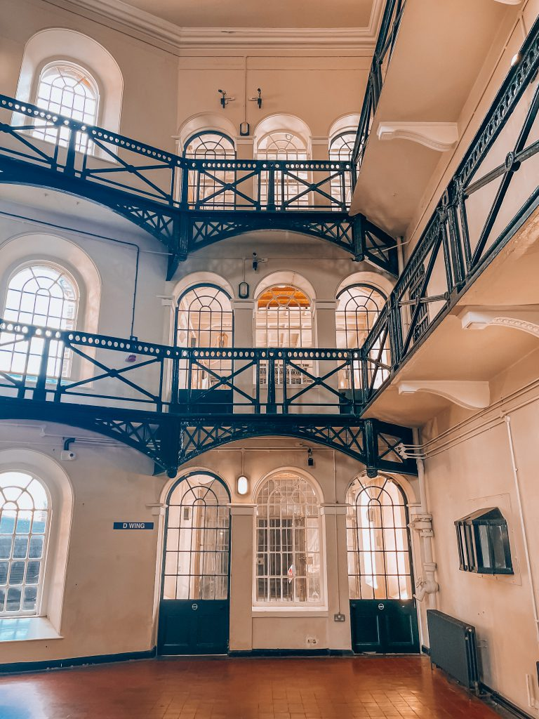 VISITING BELFAST: BUCKET LIST AND TRAVEL GUIDE CRUMLIN ROAD GAOL